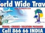 WorldWide Travel, Inc – You can count on us for great value and dependable service.